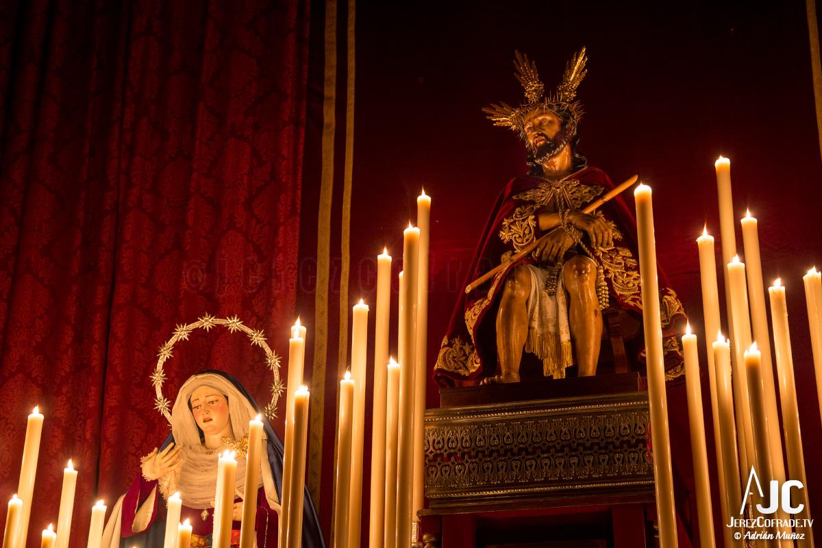 Altar A la Luz de las Velas Coronacion 2018 (6)