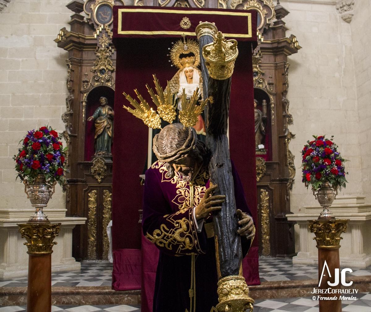 Besamanos y Besapies Miercoles de Ceniza Jerez 2018 (6)