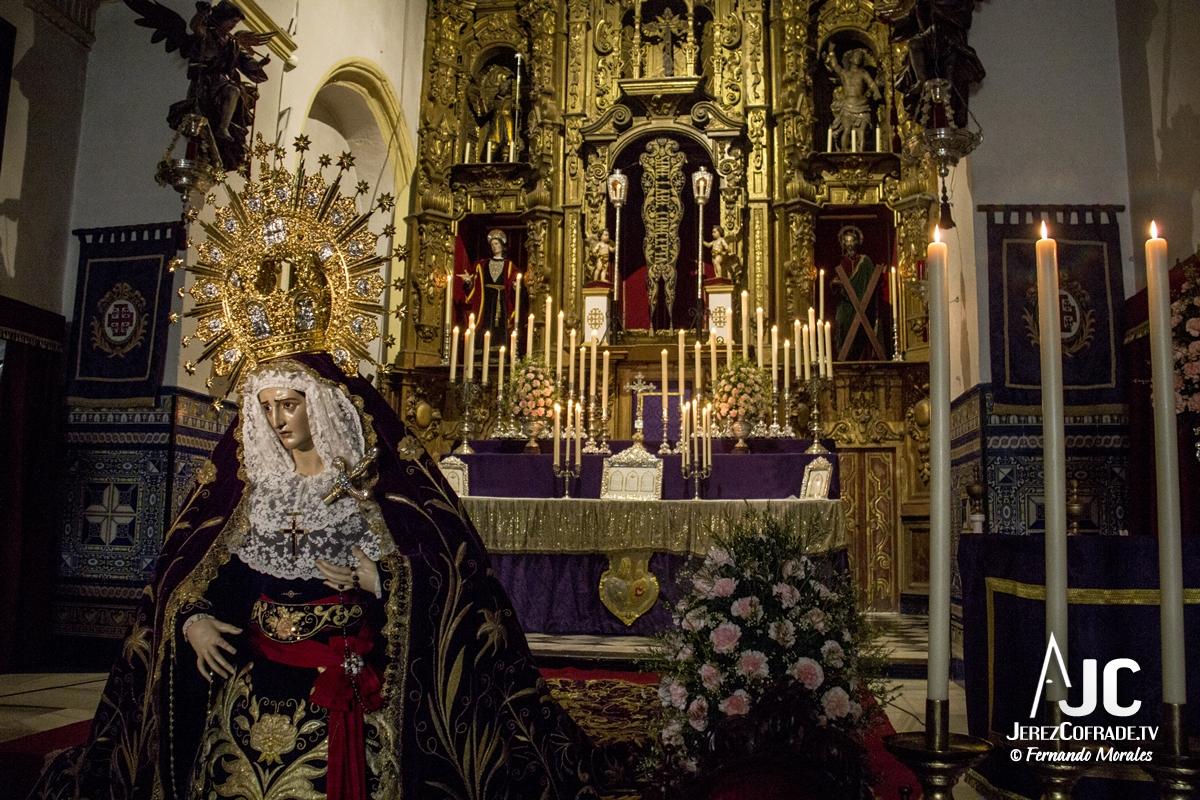 Besamanos y Besapies Primer Domingo de Cuaresma 2018 (1)
