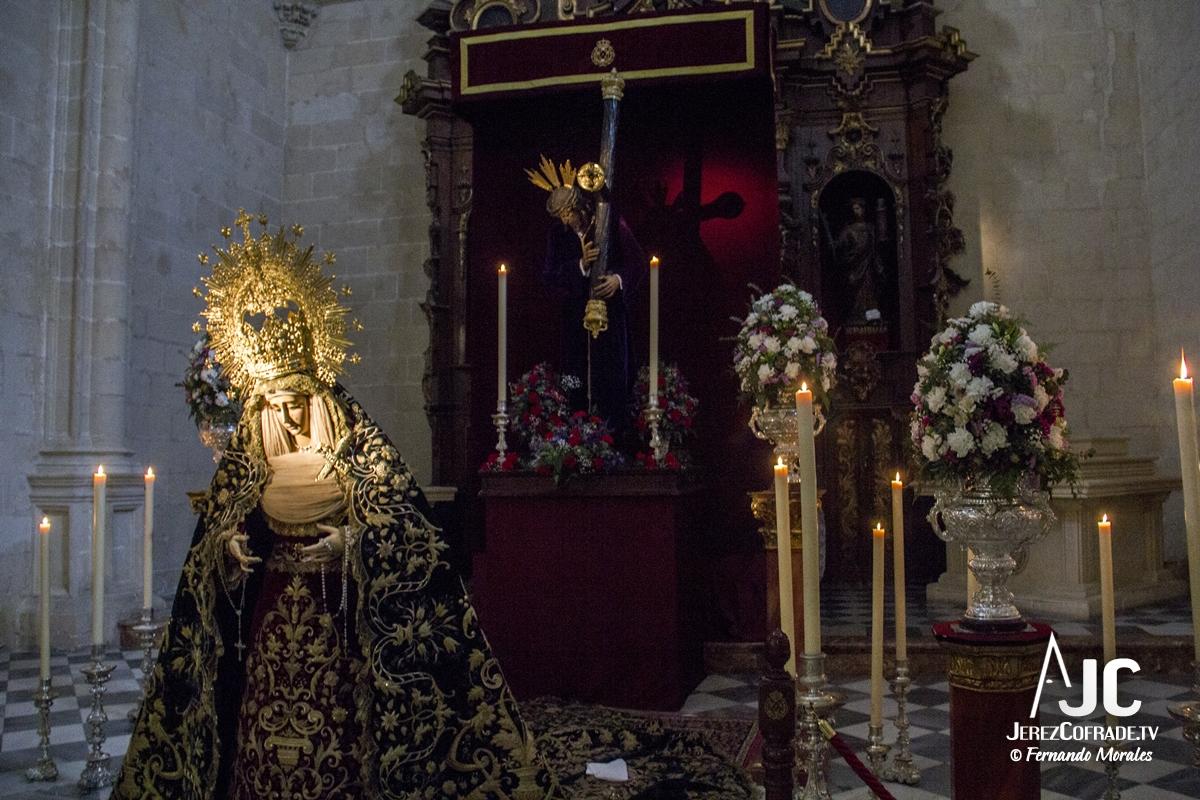 Besamanos y Besapies Primer Domingo de Cuaresma 2018 (11)
