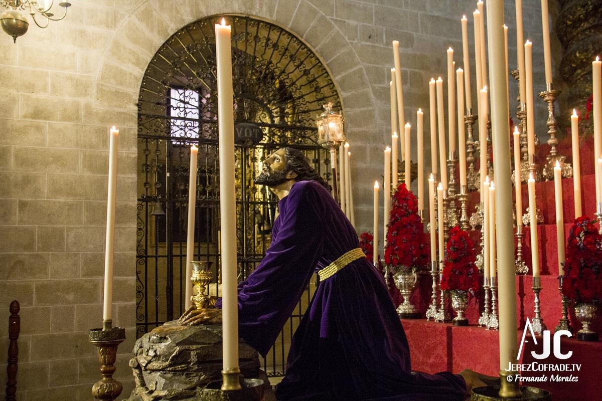 Besamanos y Besapies Primer Domingo de Cuaresma 2018 (7)