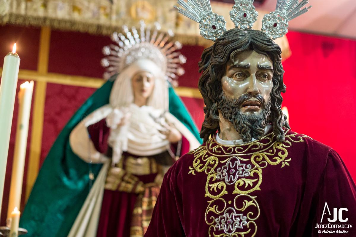 Clemencia – Segundo Domingo de Cuaresma Jerez 2018 (1)
