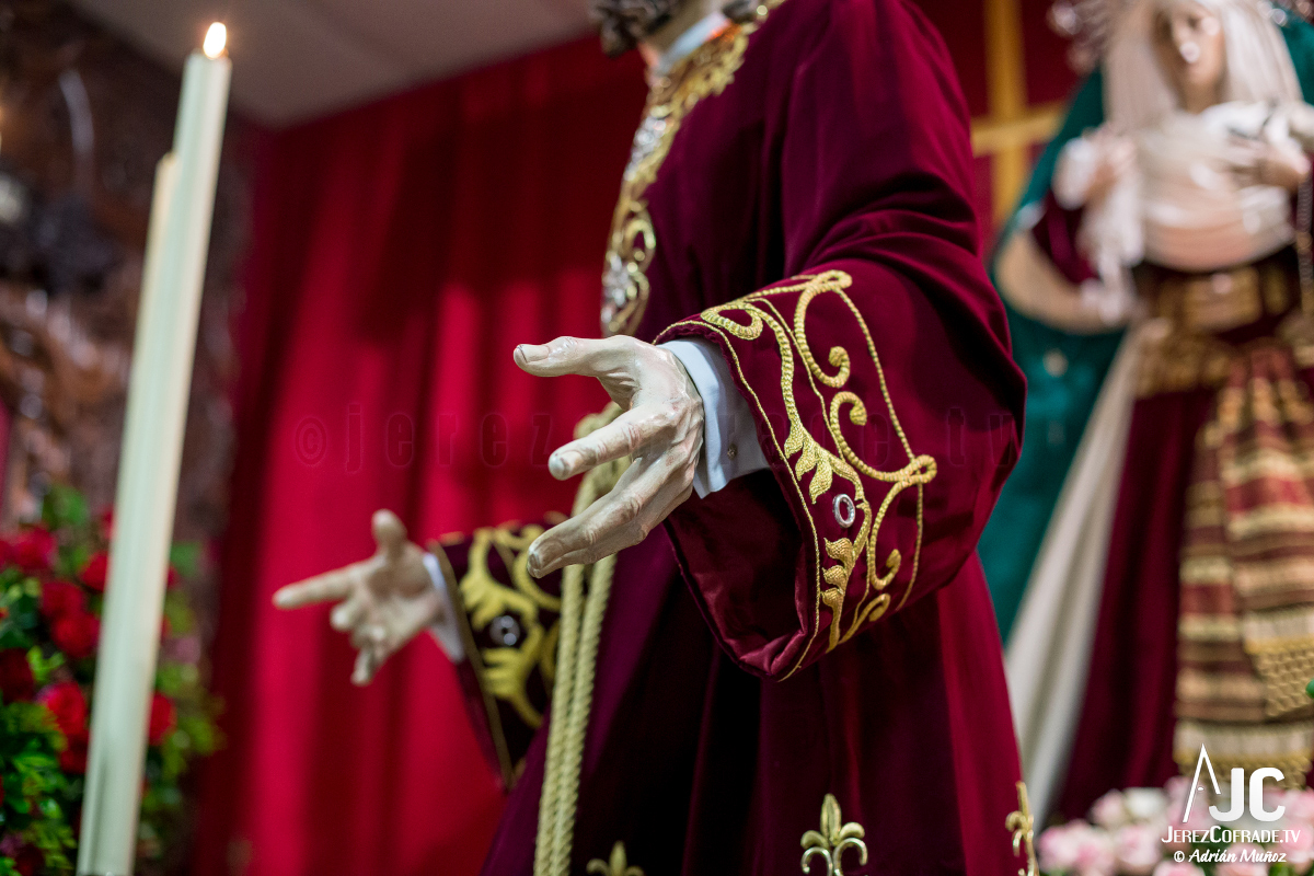 Clemencia – Segundo Domingo de Cuaresma Jerez 2018 (5)
