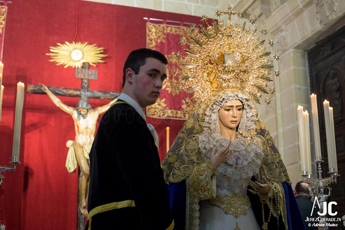 Dulce Nombre y Buena Muerte – Segundo Domingo de Cuaresma Jerez 2018 (1)