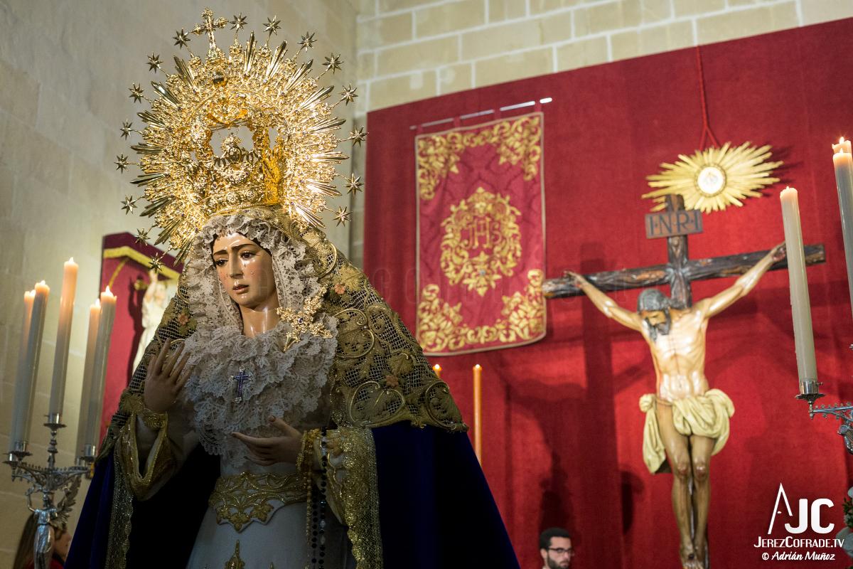 Dulce Nombre y Buena Muerte – Segundo Domingo de Cuaresma Jerez 2018 (7)