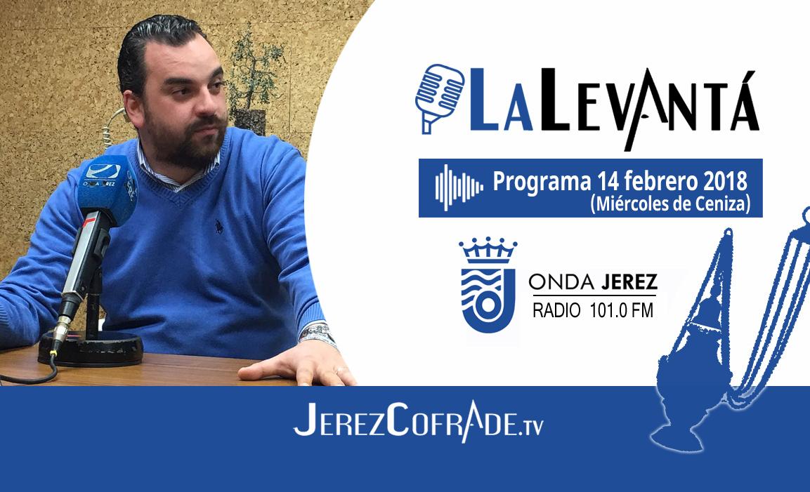 LA LEVANTA 14 febrero 2018