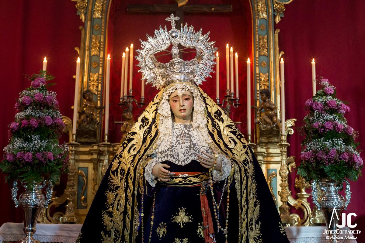 Loreto – Segundo Domingo de Cuaresma Jerez 2018 (1)