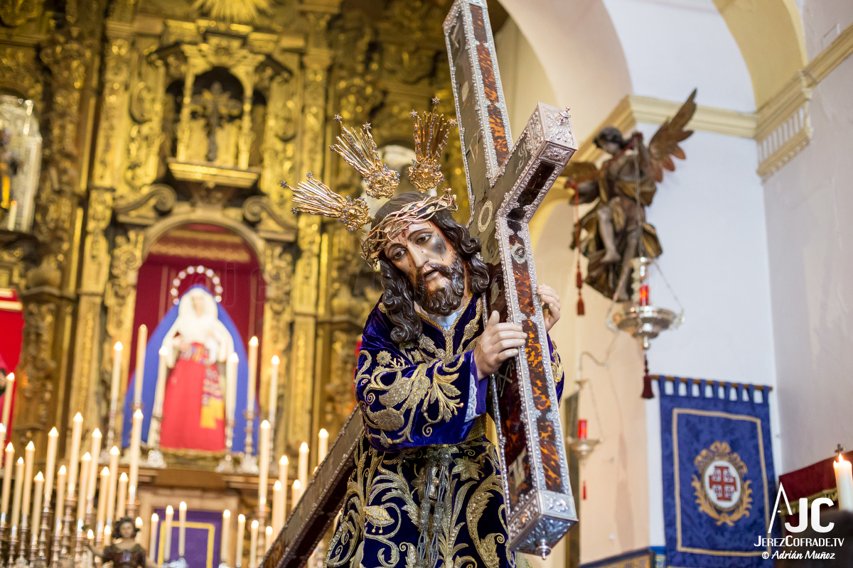 Nazareno – Segundo Domingo de Cuaresma Jerez 2018 (1)