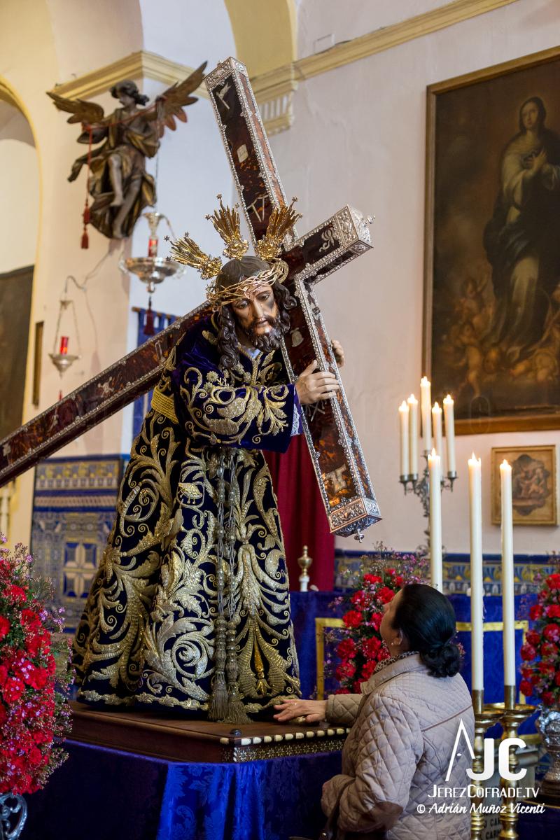 Nazareno – Segundo Domingo de Cuaresma Jerez 2018 (2)