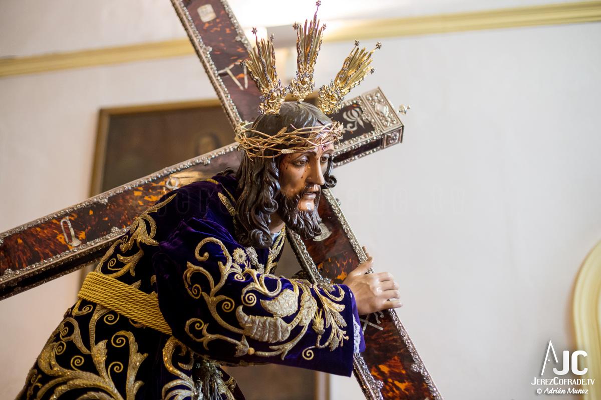 Nazareno – Segundo Domingo de Cuaresma Jerez 2018 (4)
