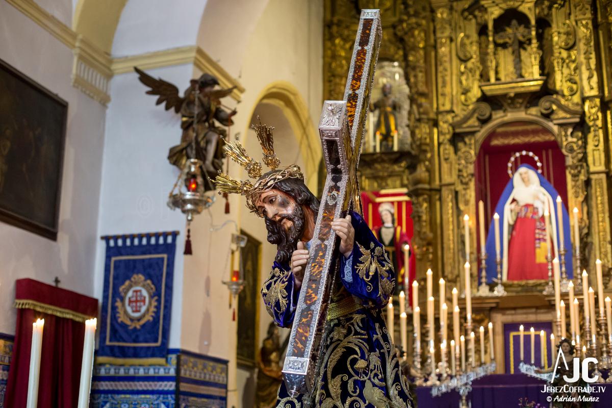 Nazareno – Segundo Domingo de Cuaresma Jerez 2018 (5)
