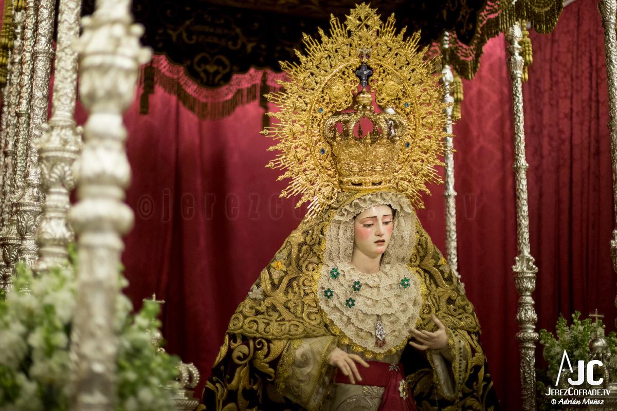Paz y Aflicción – Segundo Domingo de Cuaresma Jerez 2018 (1)