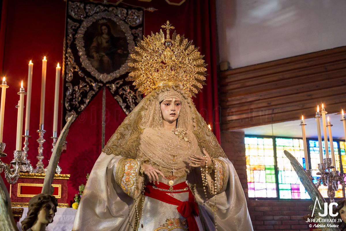 Paz y Refugio – Segundo Domingo de Cuaresma Jerez 2018 (1)