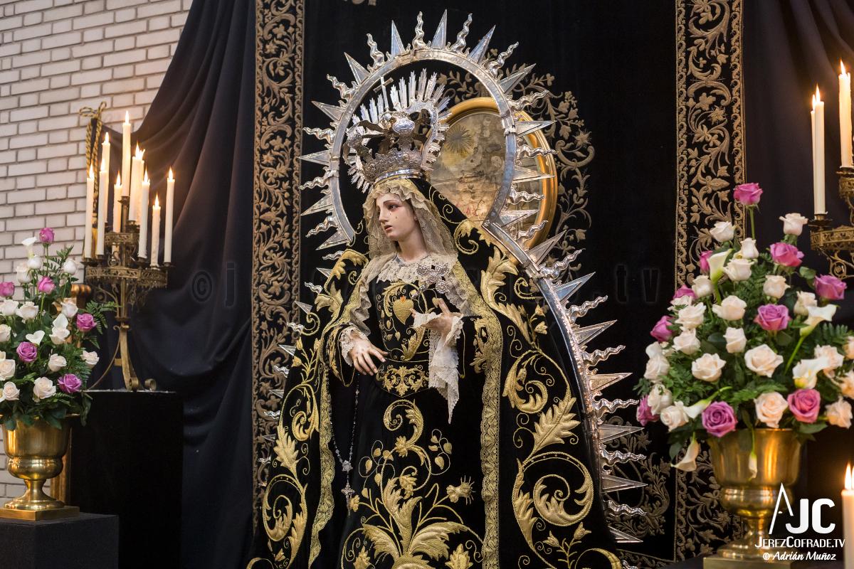 Reina de los Ángeles – Segundo Domingo de Cuaresma Jerez 2018 (2)