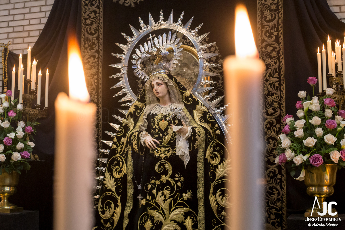 Reina de los Ángeles – Segundo Domingo de Cuaresma Jerez 2018 (3)