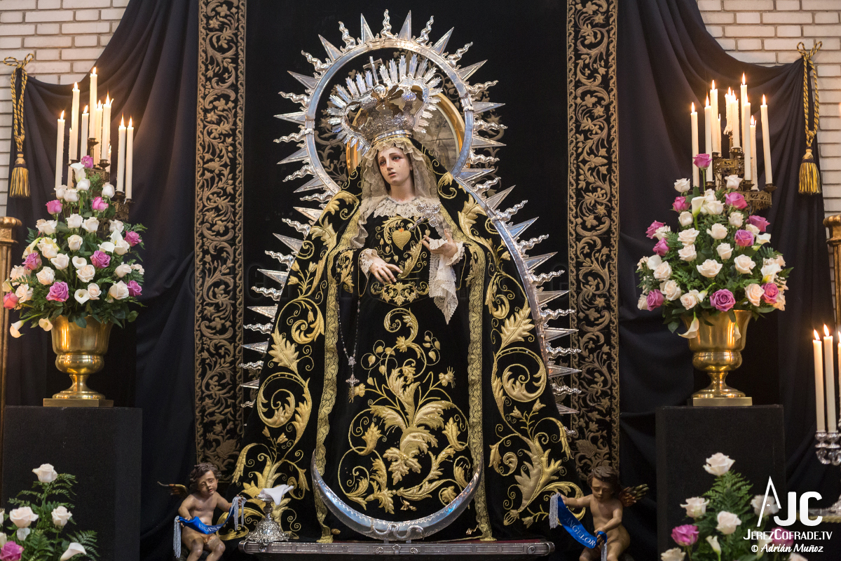Reina de los Ángeles – Segundo Domingo de Cuaresma Jerez 2018 (4)