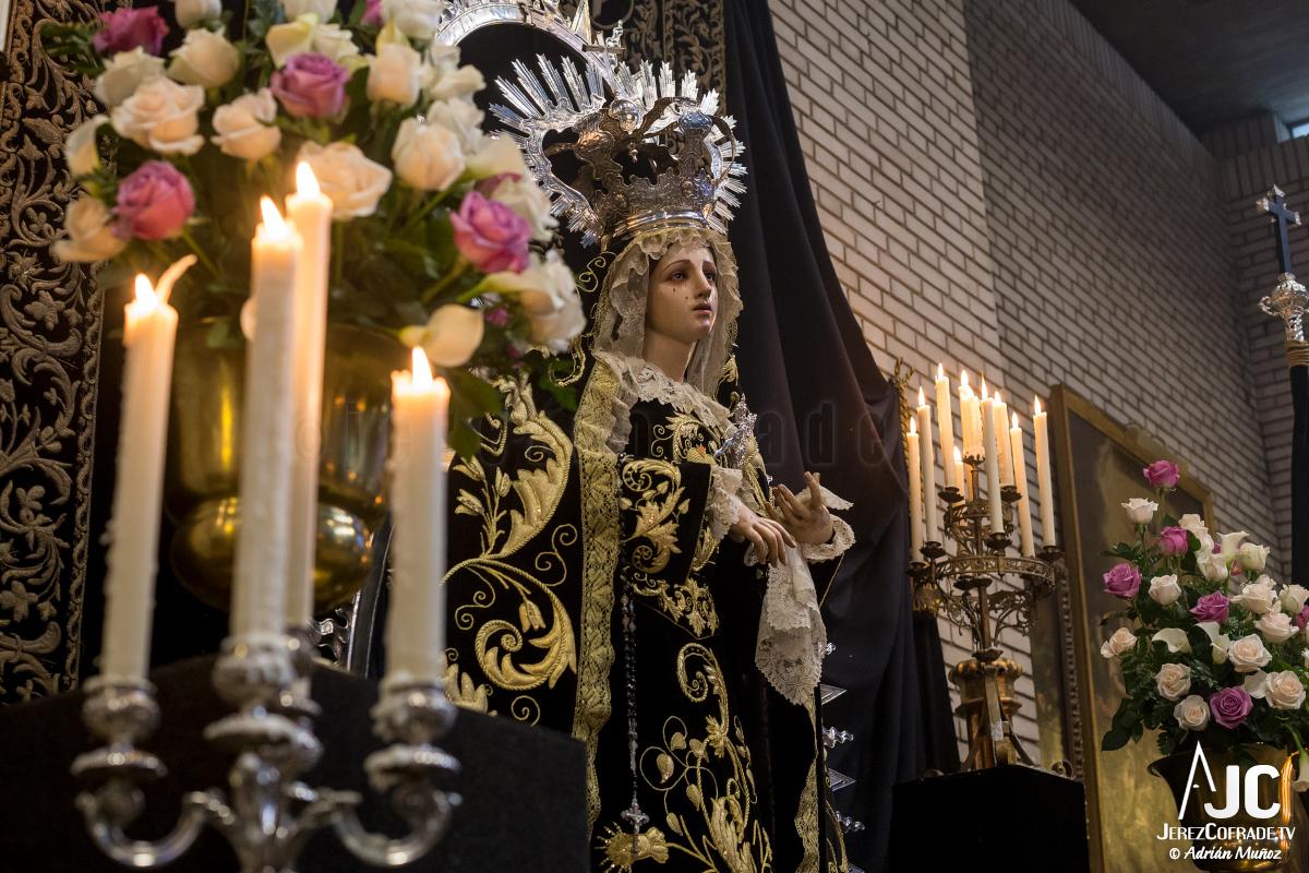 Reina de los Ángeles – Segundo Domingo de Cuaresma Jerez 2018 (6)