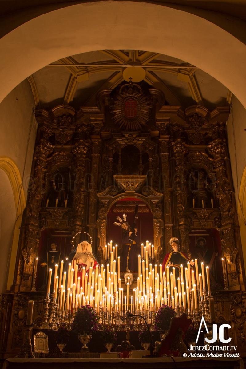 A la Luz de las Velas Nazareno (1)
