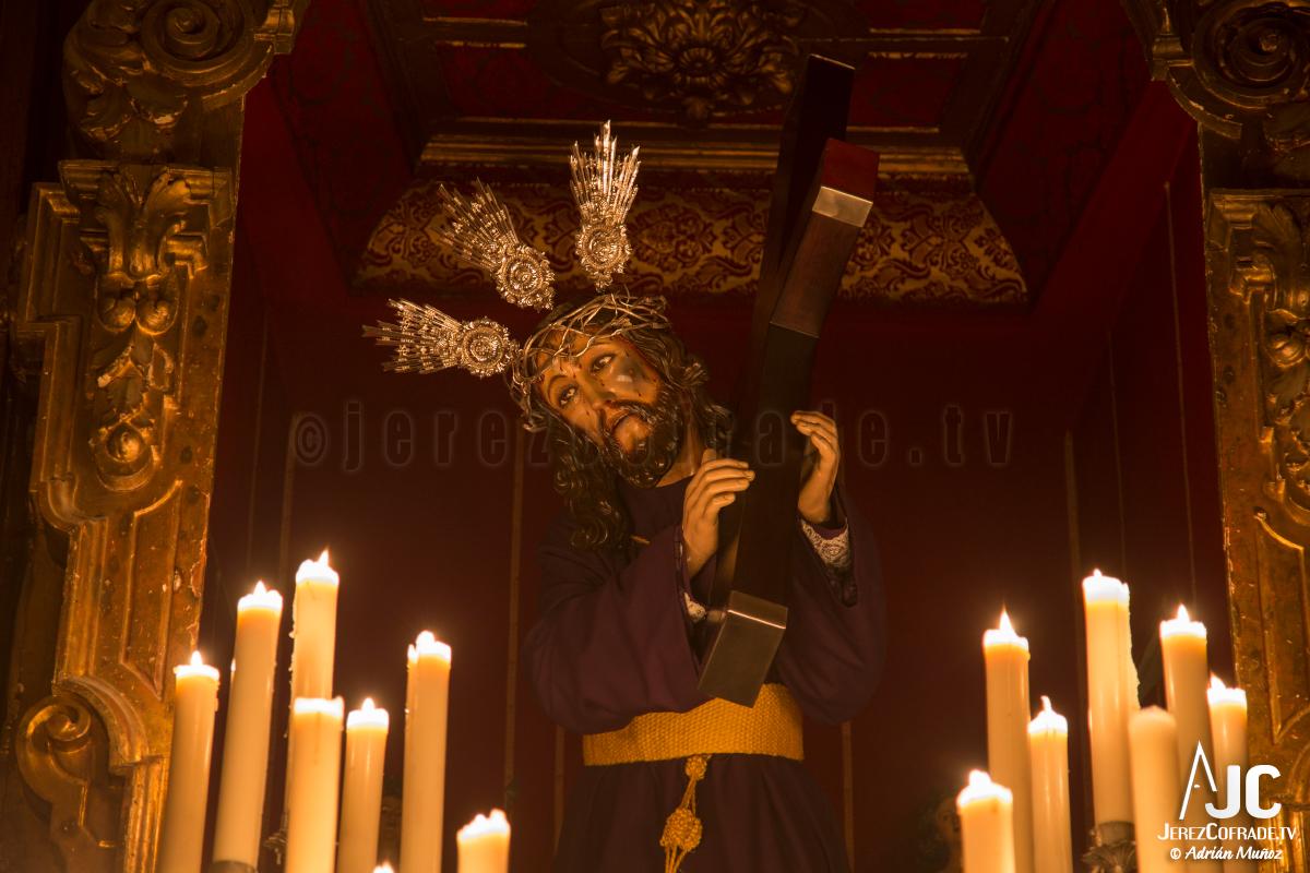 A la Luz de las Velas Nazareno (2)