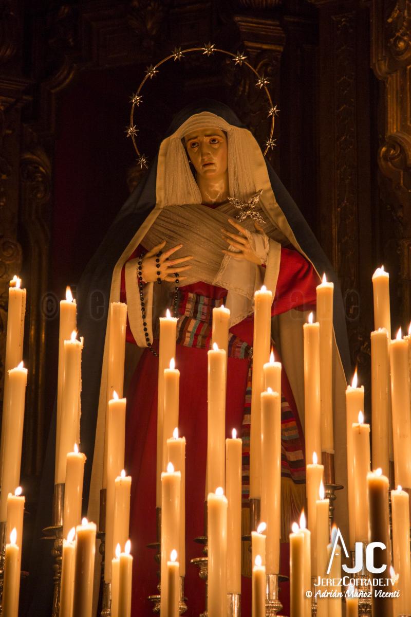 A la Luz de las Velas Nazareno (5)