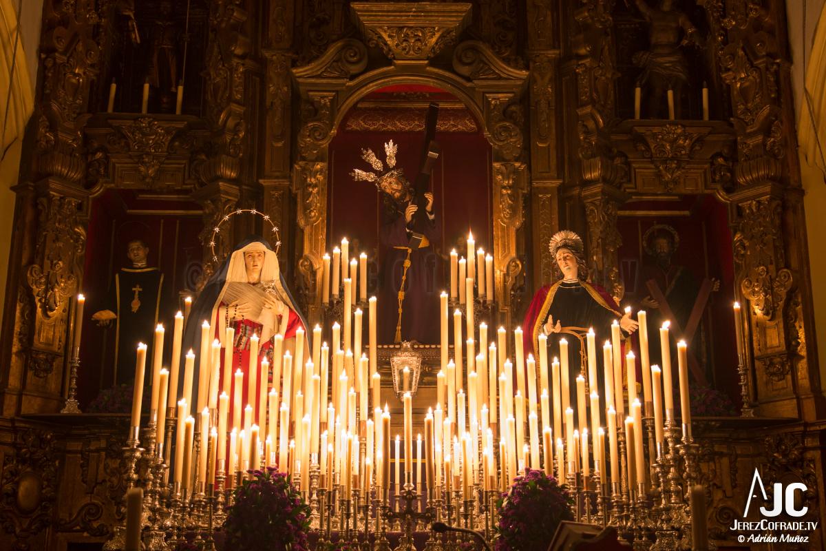 A la Luz de las Velas Nazareno (9)
