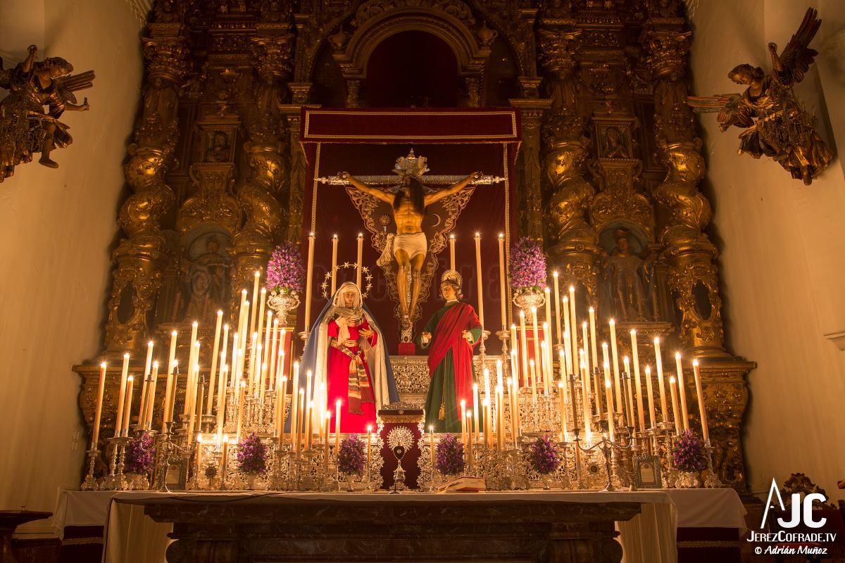 A la luz de las Velas Cristo San Francisco 2018 (1)