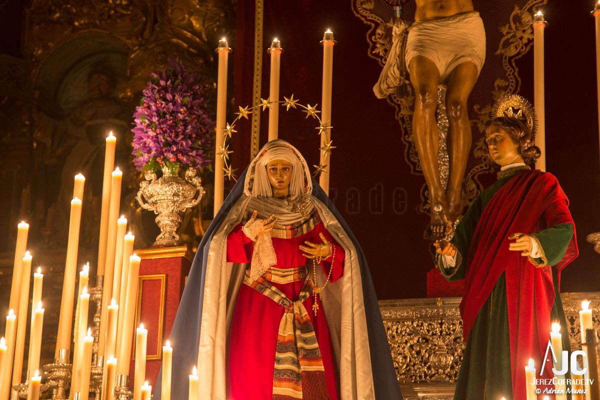 A la luz de las Velas Cristo San Francisco 2018 (2)
