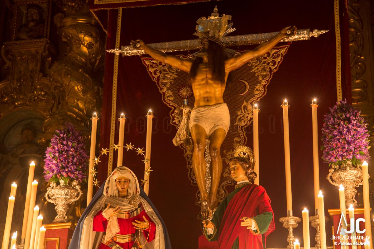A la luz de las Velas Cristo San Francisco 2018 (3)