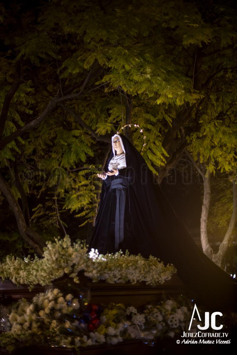 Amor y Sacrificio – Lunes Santo Jerez 2018 (1)