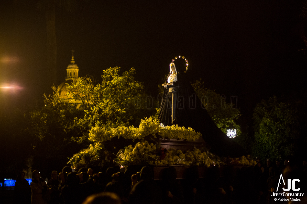Amor y Sacrificio – Lunes Santo Jerez 2018 (4)