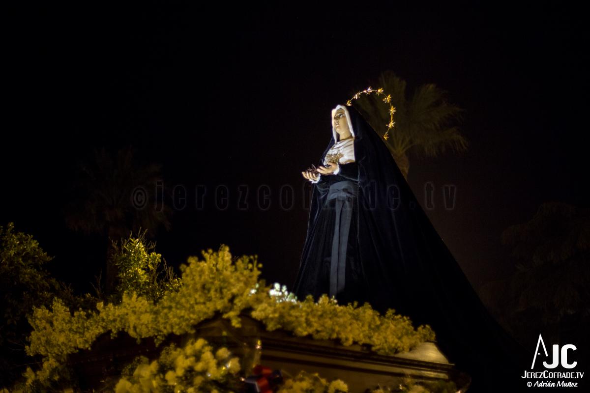 Amor y Sacrificio – Lunes Santo Jerez 2018 (6)
