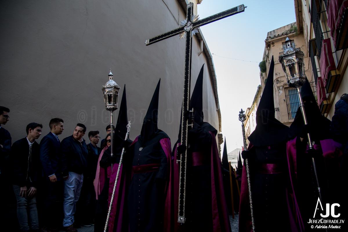 Cristo de la Viga – Lunes Santo Jerez 2018 (1)
