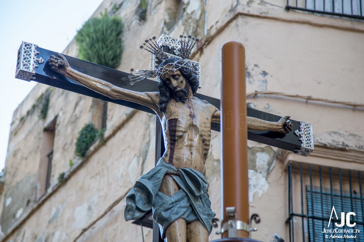 Cristo de la Viga – Lunes Santo Jerez 2018 (4)