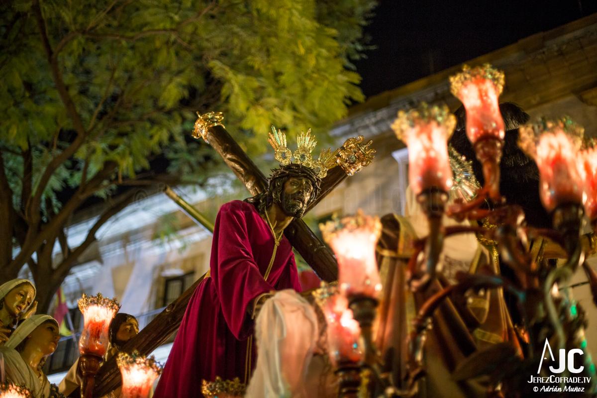 Jesus de las Misericordias – Lunes Santo Jerez 2018 (1)