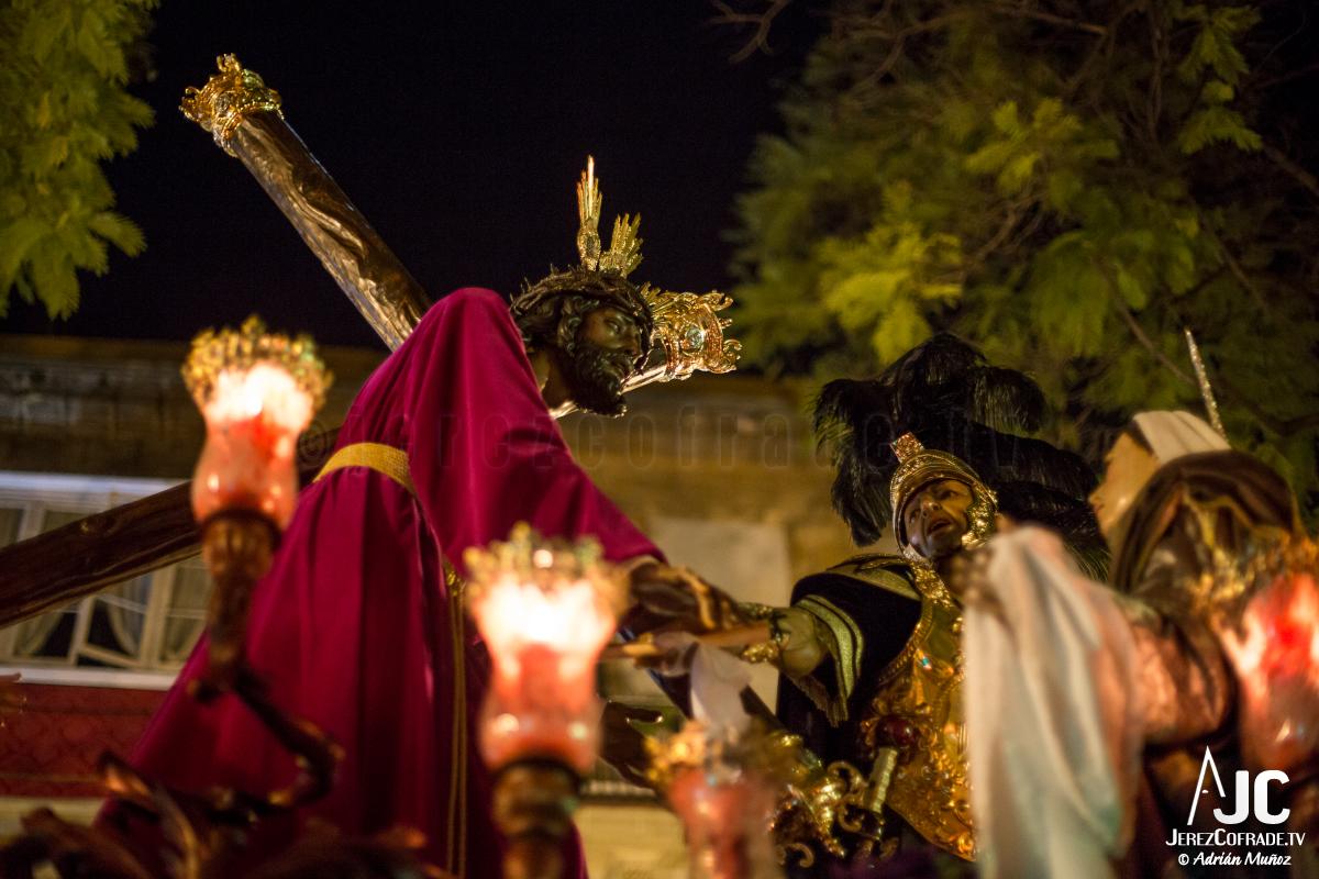 Jesus de las Misericordias – Lunes Santo Jerez 2018 (2)