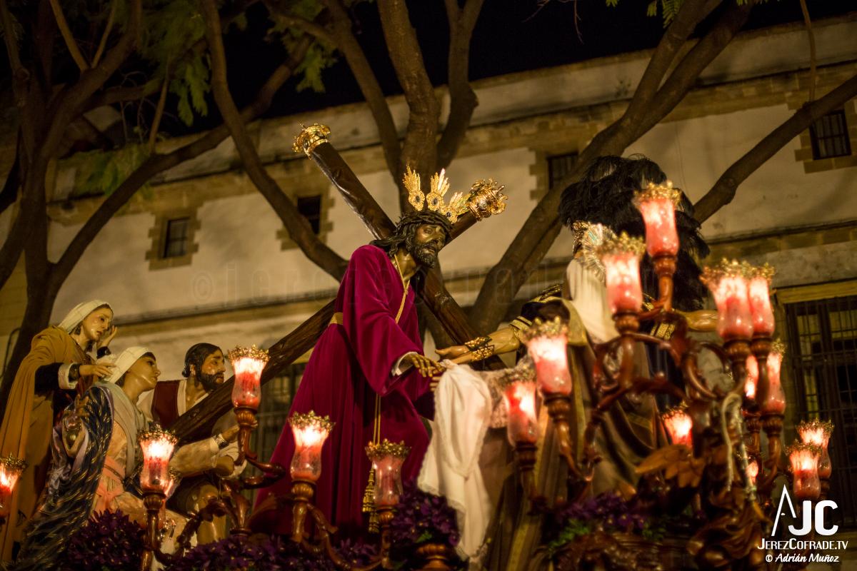 Jesus de las Misericordias – Lunes Santo Jerez 2018 (3)