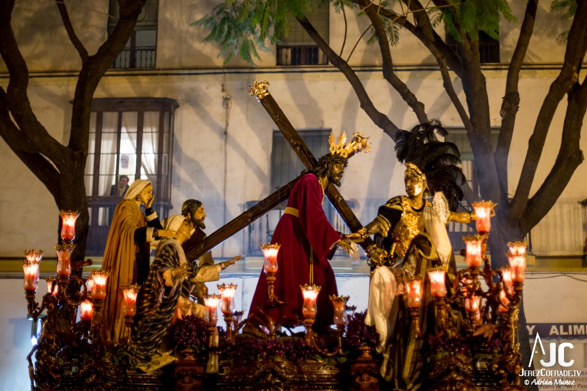 Jesus de las Misericordias – Lunes Santo Jerez 2018 (4)