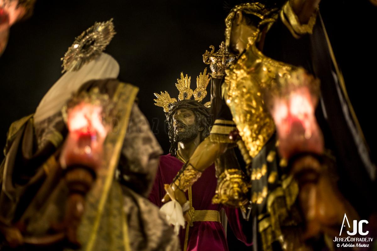 Jesus de las Misericordias – Lunes Santo Jerez 2018 (6)