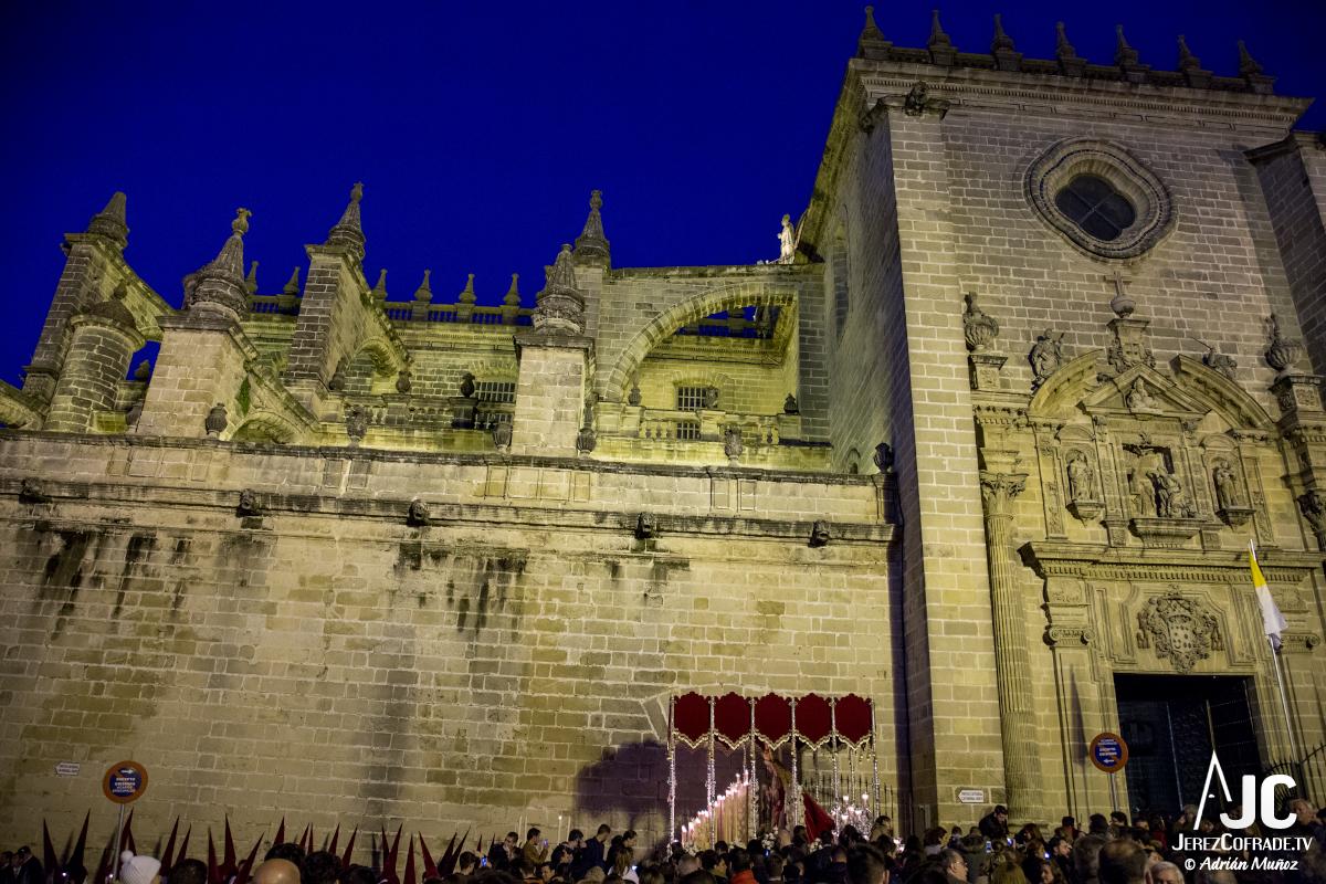 Refugio de los Pecadores – Lunes Santo Jerez 2018 (1)