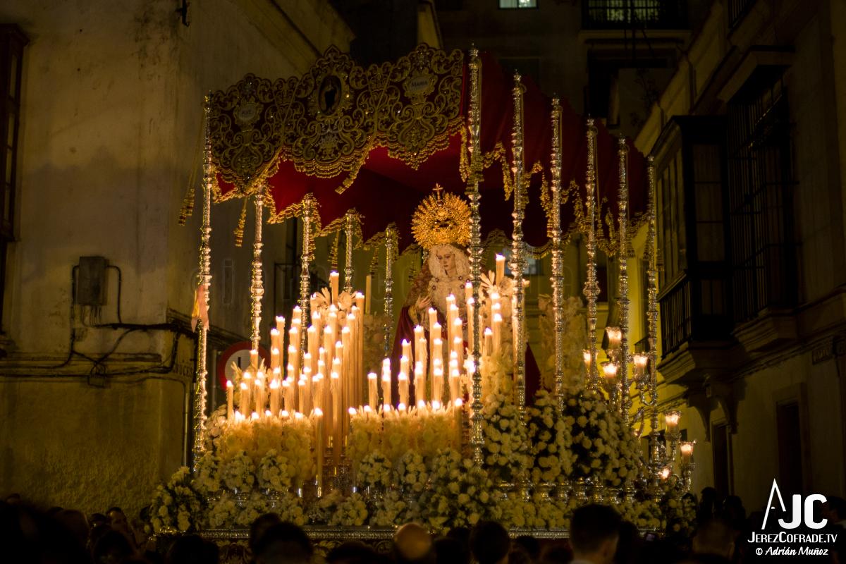 Refugio de los Pecadores – Lunes Santo Jerez 2018 (2)