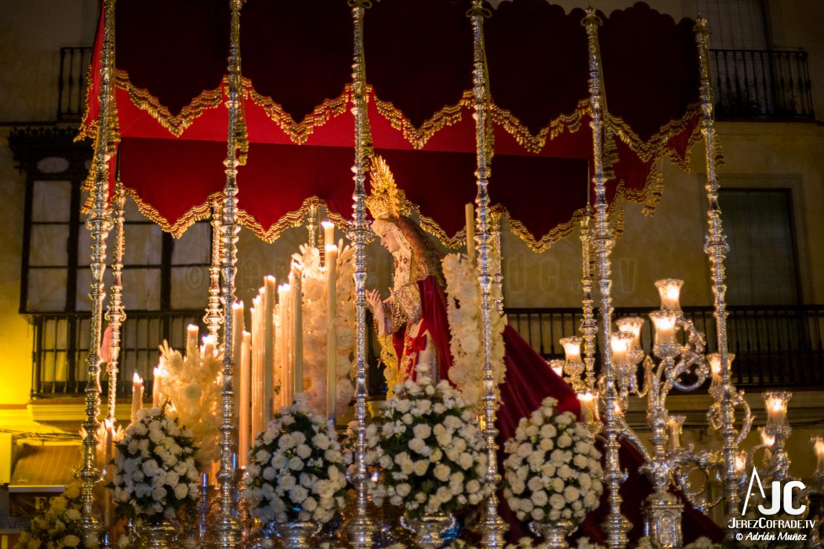 Refugio de los Pecadores – Lunes Santo Jerez 2018 (3)