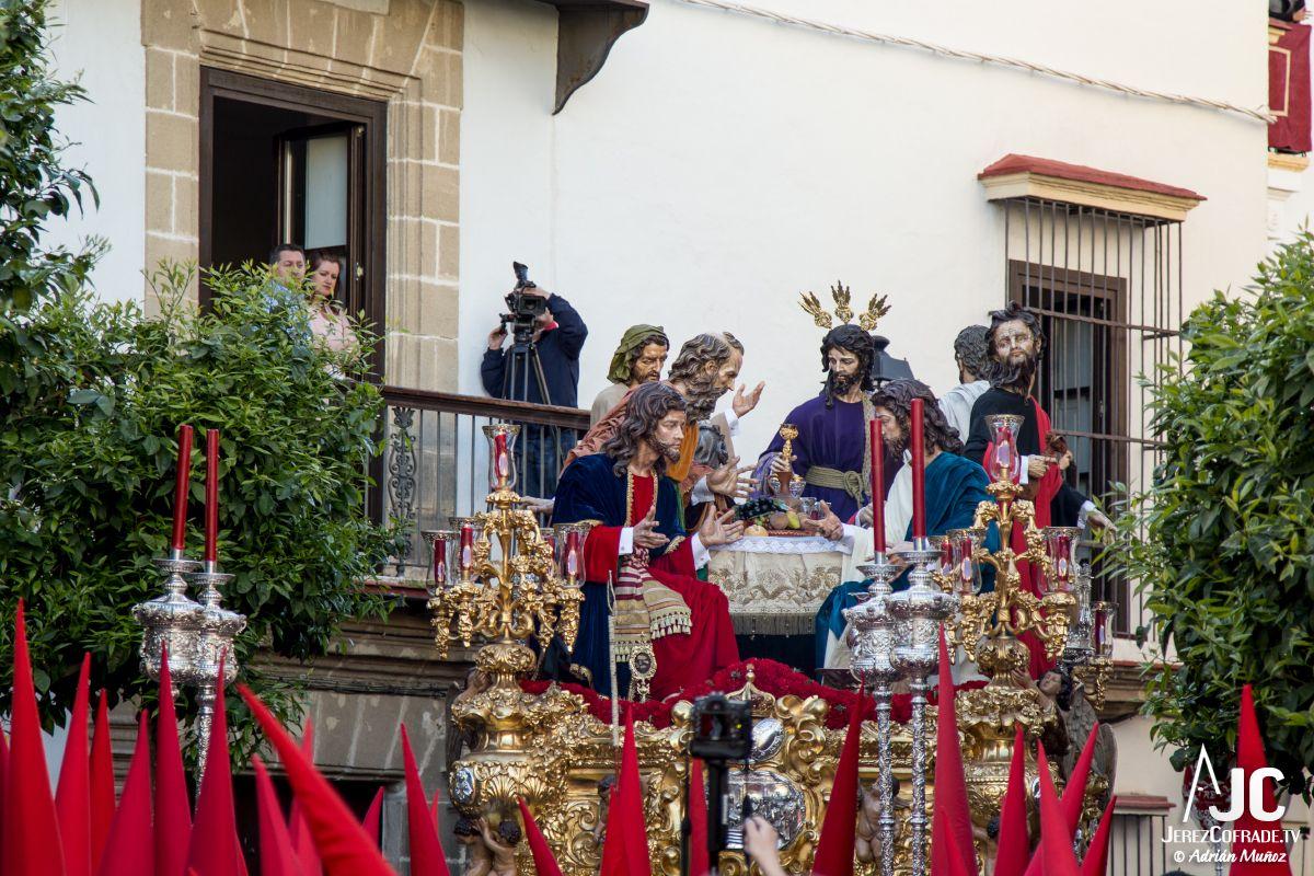 Sagrada Cena – Lunes Santo Jerez 2018 (1)