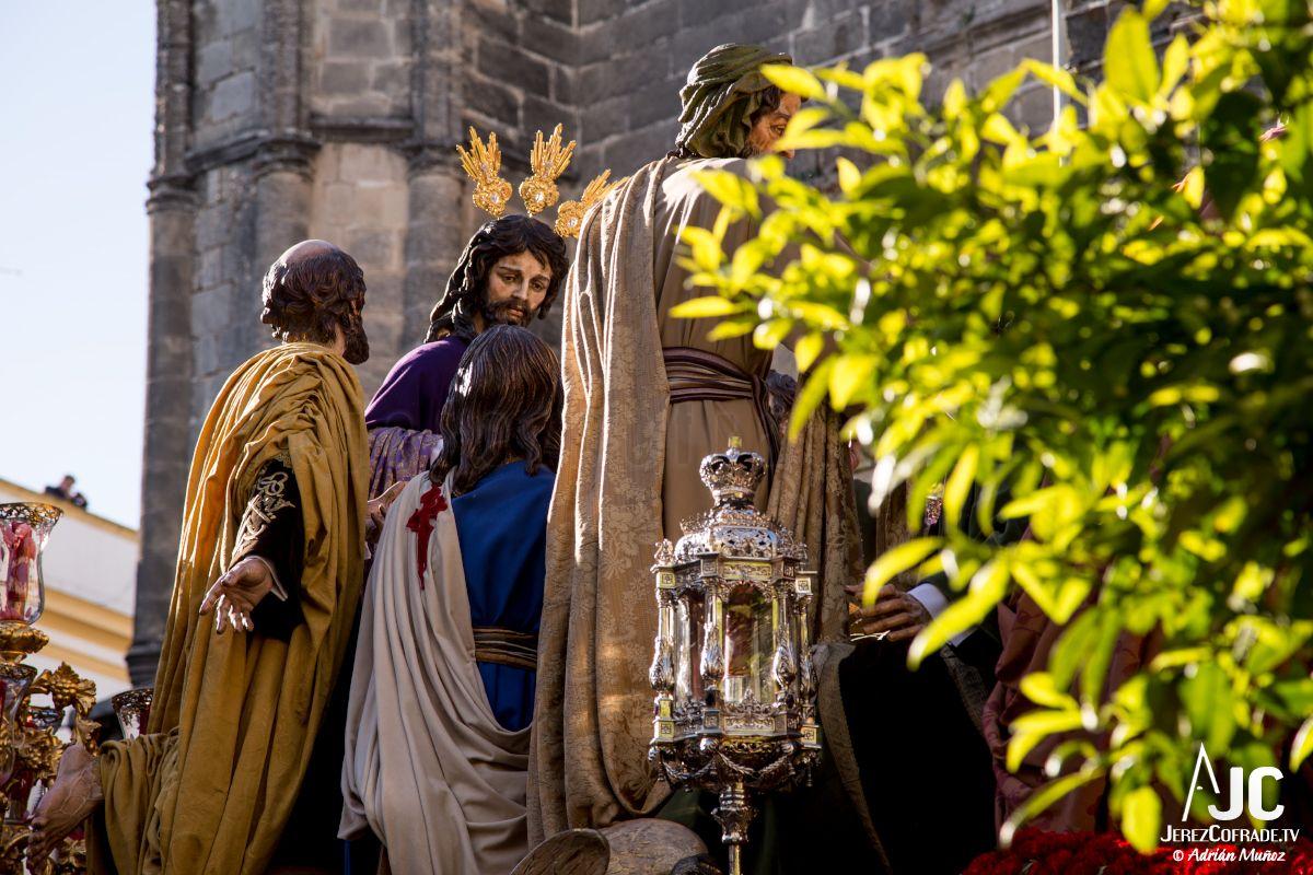 Sagrada Cena – Lunes Santo Jerez 2018 (2)