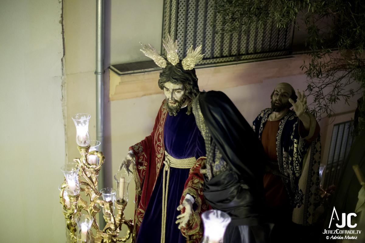 Clemencia – Martes Santo Jerez 2018 (2)