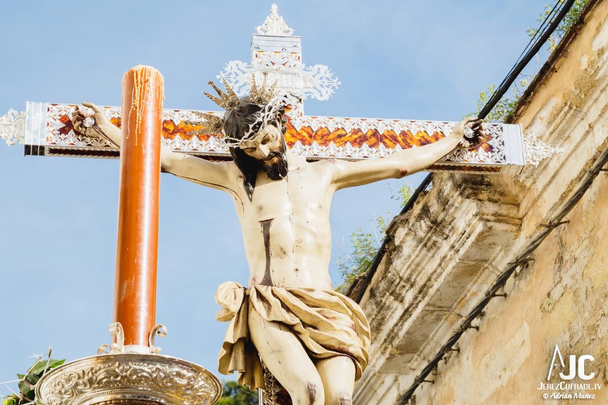 Cristo de la Salud – Miercoles Santo Jerez 2018 (1)