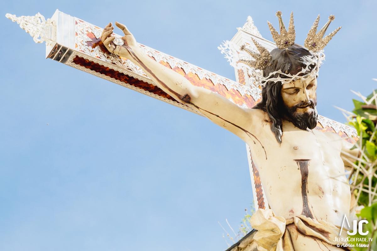 Cristo de la Salud – Miercoles Santo Jerez 2018 (2)