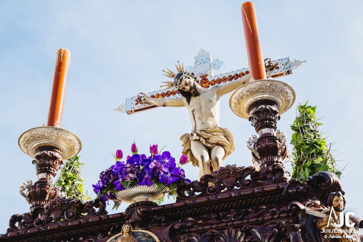Cristo de la Salud – Miercoles Santo Jerez 2018 (5)