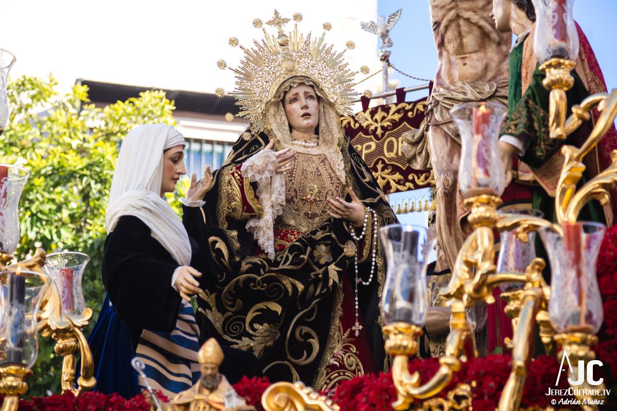 Cristo del Amor y Remedios – Martes Santo Jerez 2018 (1)