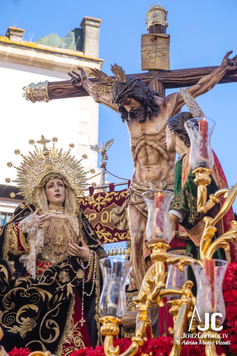 Cristo del Amor y Remedios – Martes Santo Jerez 2018 (2)