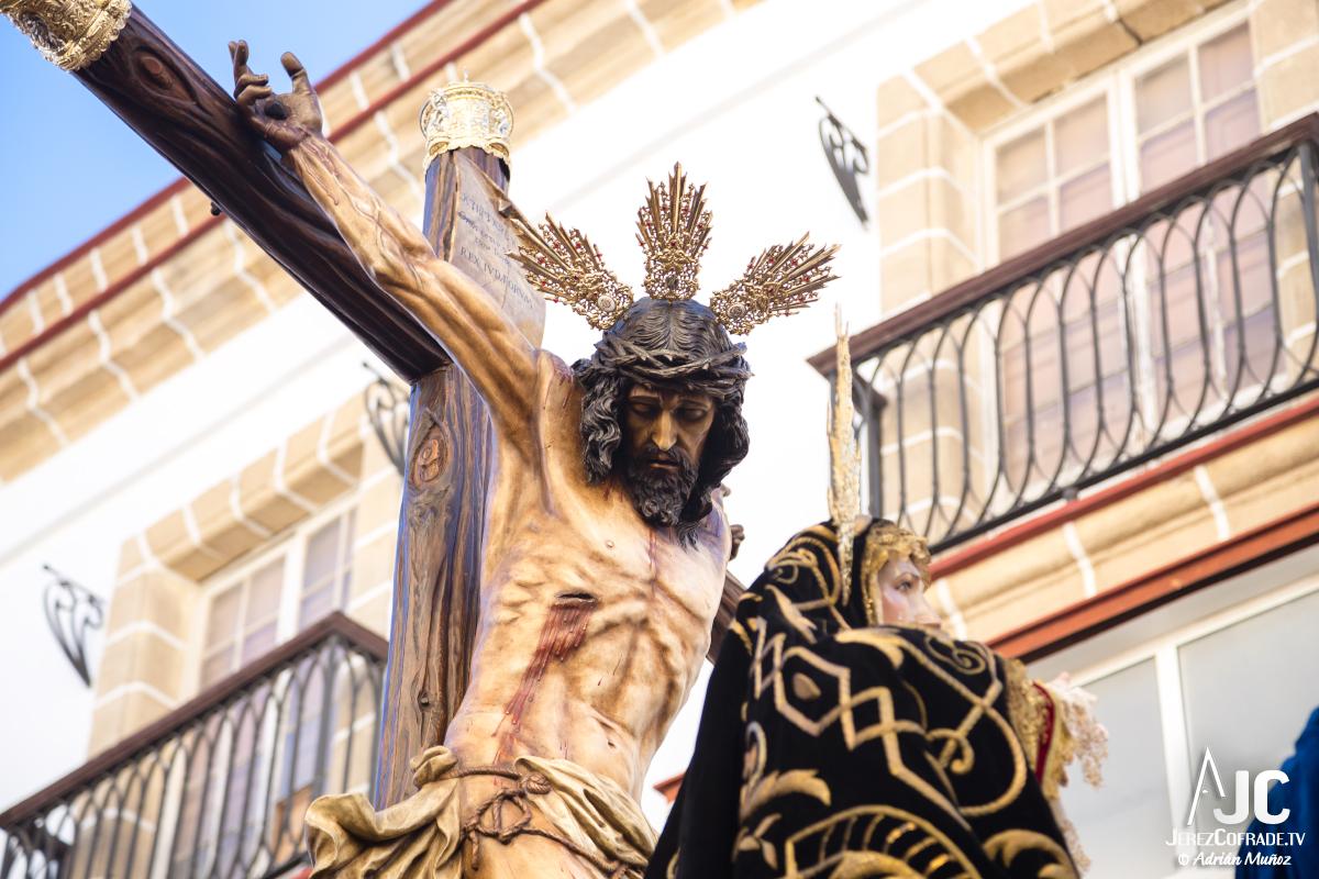 Cristo del Amor y Remedios – Martes Santo Jerez 2018 (3)